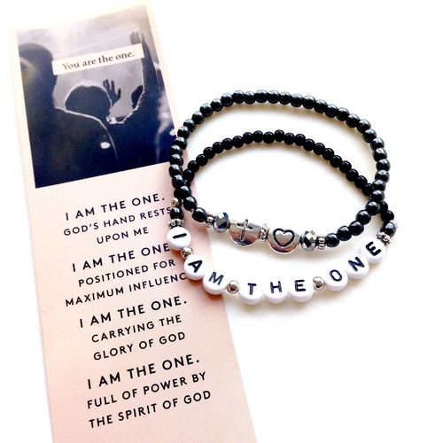 Armbandenset I am the One Crossequalslove sieraden